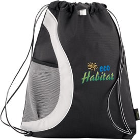 Arches Recycled PET Drawstring Sportspacks