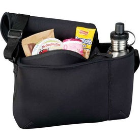 Arctic Zone Hydration Lunch Messenger Tote for Promotion