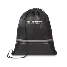 Arrow Cinchpack Bag