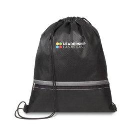 Arrow Cinchpack Bag