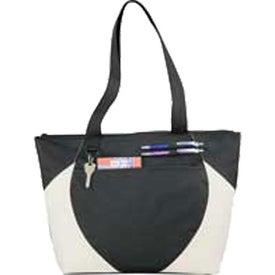 Logo Asher Meeting Tote Bag