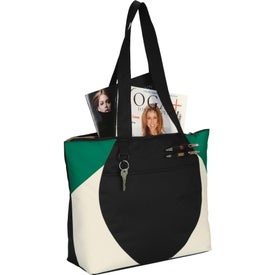 Personalized Asher Meeting Tote Bag