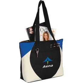 Asher Meeting Tote Bag for Customization