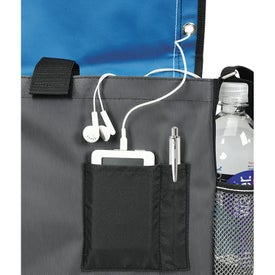 A Step Ahead Messenger Bag for your School
