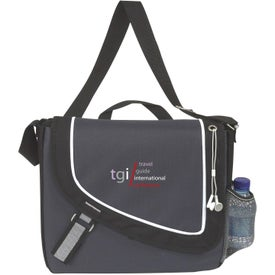 A Step Ahead Messenger Bag for Promotion