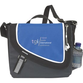 A Step Ahead Messenger Bag for Your Organization