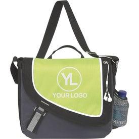 A Step Ahead Messenger Bag