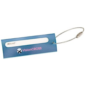 Logo Astro Luggage Tag