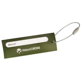 Personalized Astro Luggage Tag