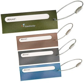 Astro Luggage Tag