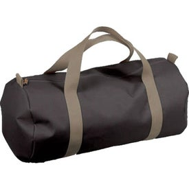 Athletic Duffel with Your Slogan