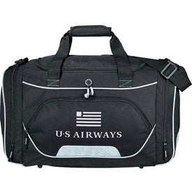 Atlas Sport Duffel with Your Slogan