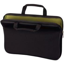 "Atomic 15"" Laptop Sleeve for Customization"