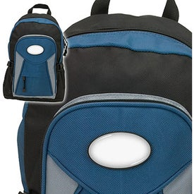 Attalus Backpack with Your Slogan