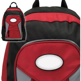 Monogrammed Attalus Backpack