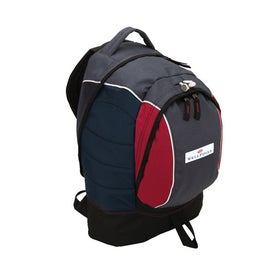 Aviatus Backpack Imprinted with Your Logo