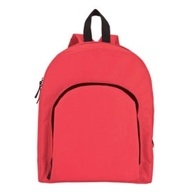 Backpack Printed with Your Logo