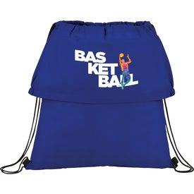 BackSac Block Non-Woven Drawstring Bag