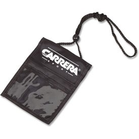Badge Holder with Cord Giveaways