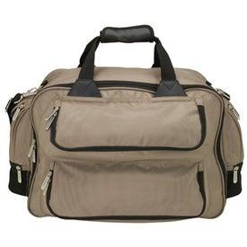 Monogrammed Balbin Duffel Bag