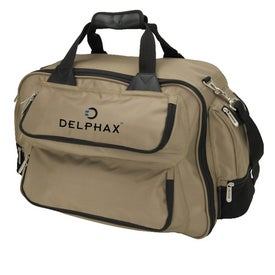 Custom Balbin Duffel Bag