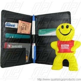 Balmain Millau Travel Wallet with Your Logo