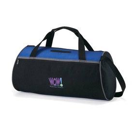 Custom Barrel Sport Bag