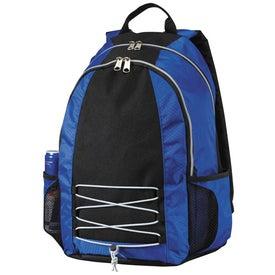 Logo Base Jump Computer Backpack