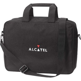 Basic Briefcase Branded with Your Logo