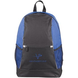 Basics Backpack Printed with Your Logo