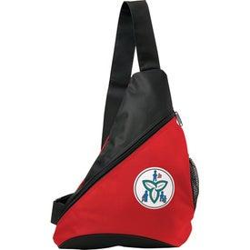 Basics Sling Bag with Your Slogan