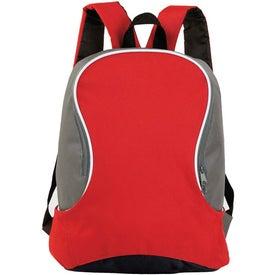 Logo Bi Colored Backpack