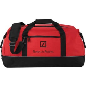 Custom Big Clip Duffel Bag