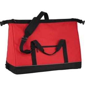 Promotional Big Clip Duffel Bag
