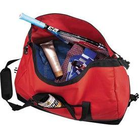 Big Clip Duffel Bag Giveaways