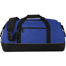 Big Clip Duffel Bag Printed with Your Logo