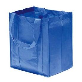 Custom Big Shopper Grocery Bag