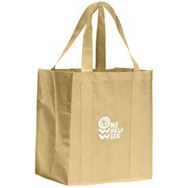 Big Shopper Grocery Bag for Marketing