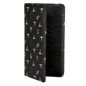 Black Travel Wallet for Your Company