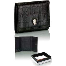 Crocodile Black Wallet