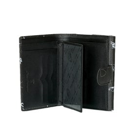 Lamborghini Black Wallet for Customization