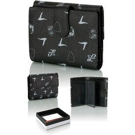Lamborghini Black Wallet