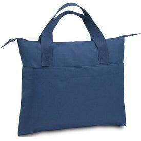 Customized Blondie Banker Bag