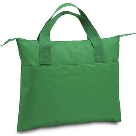 Logo Blondie Banker Bag