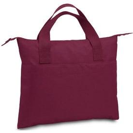 Personalized Blondie Banker Bag