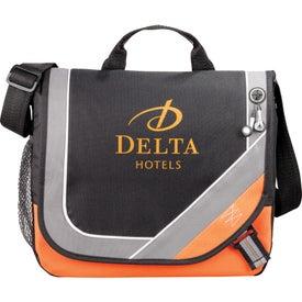 Bolt Urban Messenger Bag for Your Company