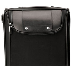 Bolzano Nylon Luccahyde Trolley Case Branded with Your Logo