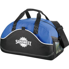 Boomerang Duffel Printed with Your Logo