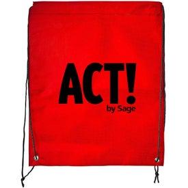 Braided Drawstring Bag for Your Organization