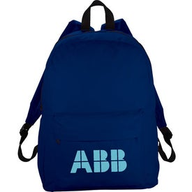 The Breckenridge Classic Backpack Printed with Your Logo
